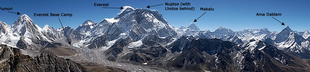 Everest Base Camp Private Helicopter Tour