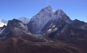 Everest Base Camp Trek Temperature in October