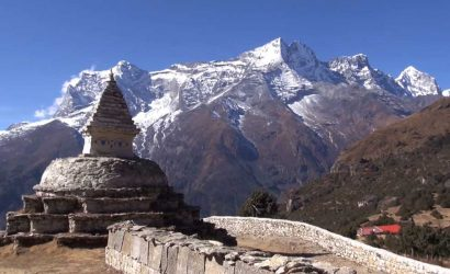Everest Base Camp Trek in November