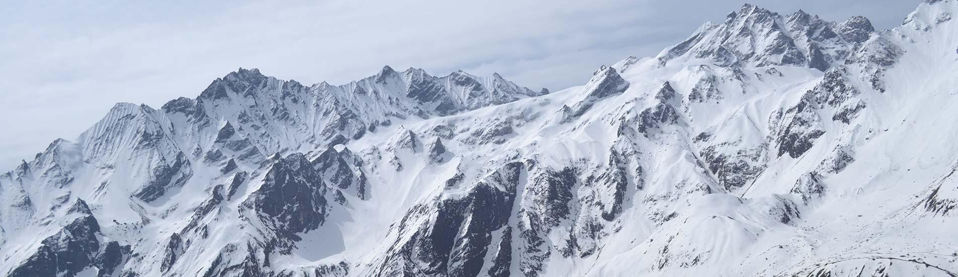 langtang valley trek banner (Weather In Nepal In November)