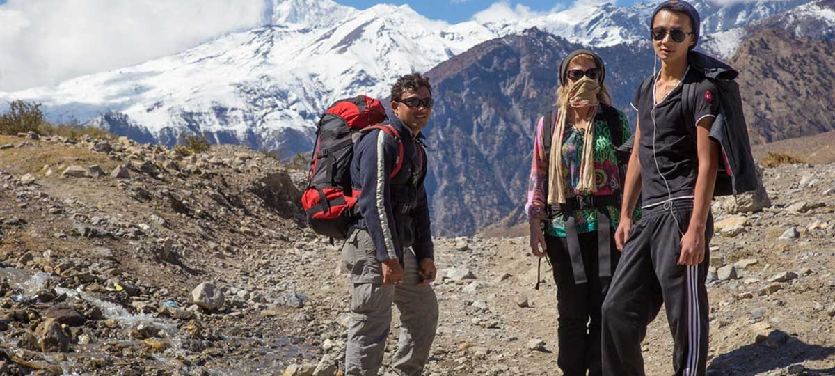 Popular Trekking Routes in Nepal