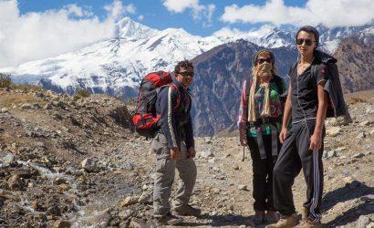 Popular Trekking Routes in Nepal