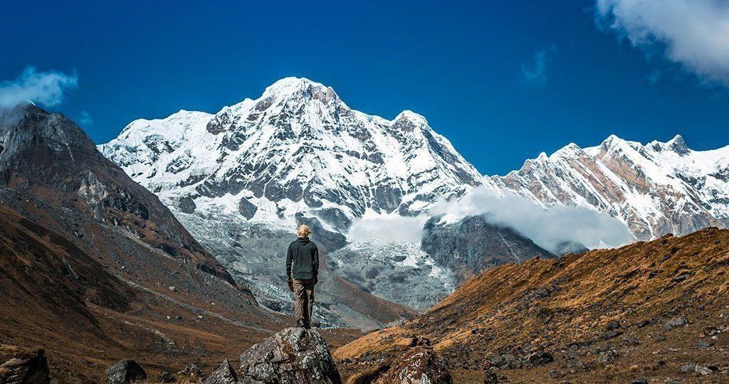 Weather in nepal in november