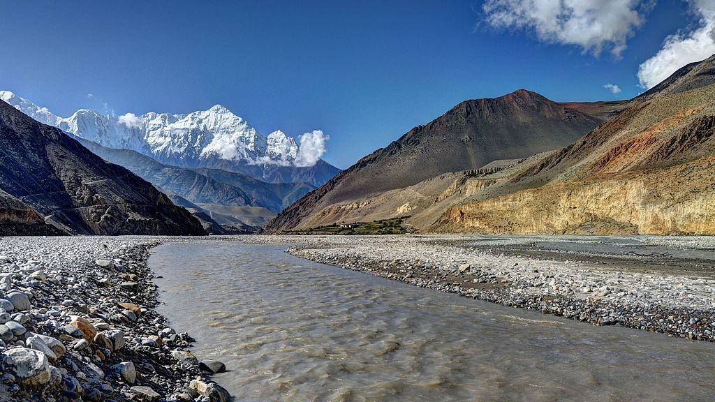 Best Places for Fishing in Nepal Kali Gandaki River Fishing