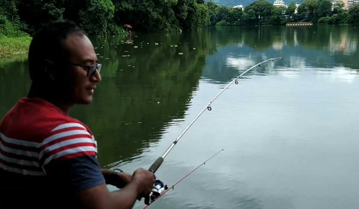 Phewa Lake Fishing
