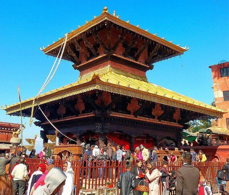 Gorkha Manakamana Temple