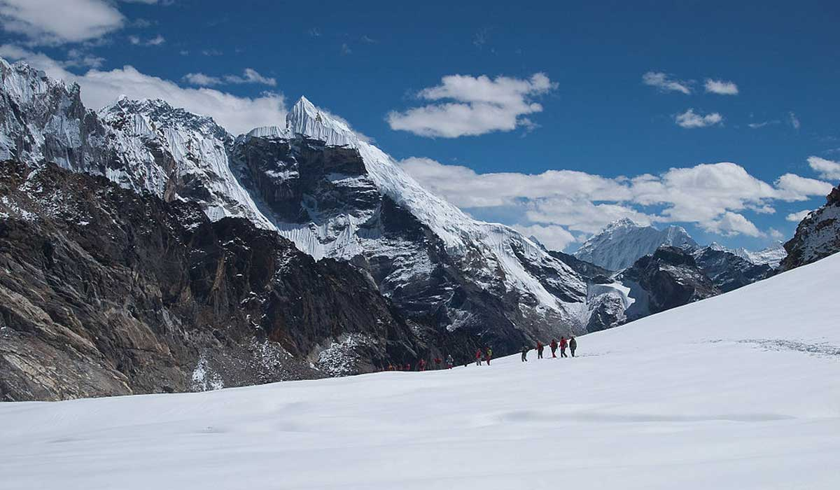 Cho la Pass Nepal Everest Base Camp, Gokyo Lake, and Three Passes Trek