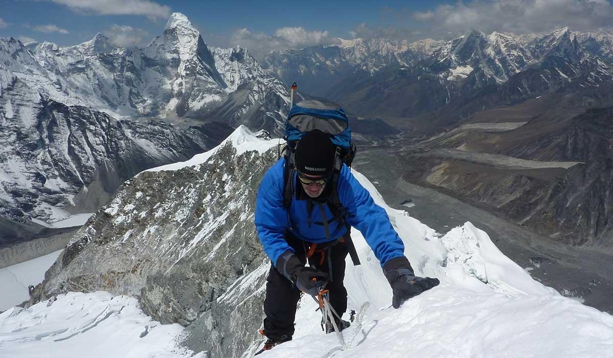 Difficulties of Island Peak Trekking