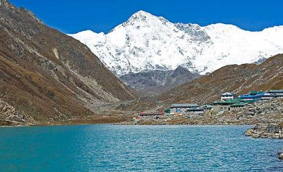 Everest Base Camp Cho La Pass and Gokyo Lake Trek