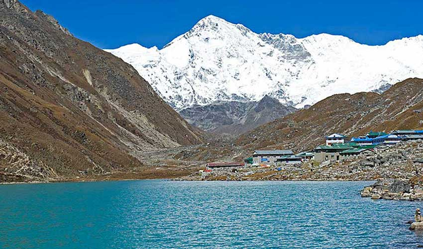 Everest Base Camp Cho La Pass and Gokyo Lake Trek