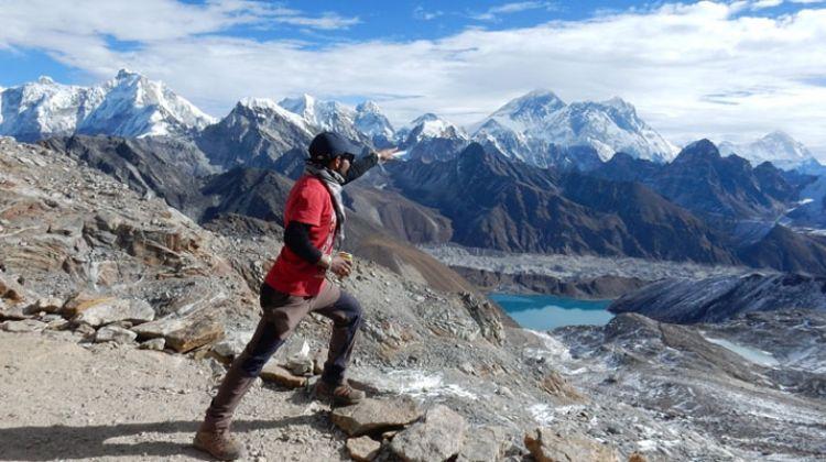 Gokyo Renjo La Pass Trek Everest Base Camp, Gokyo Lake, and Three Passes Trek