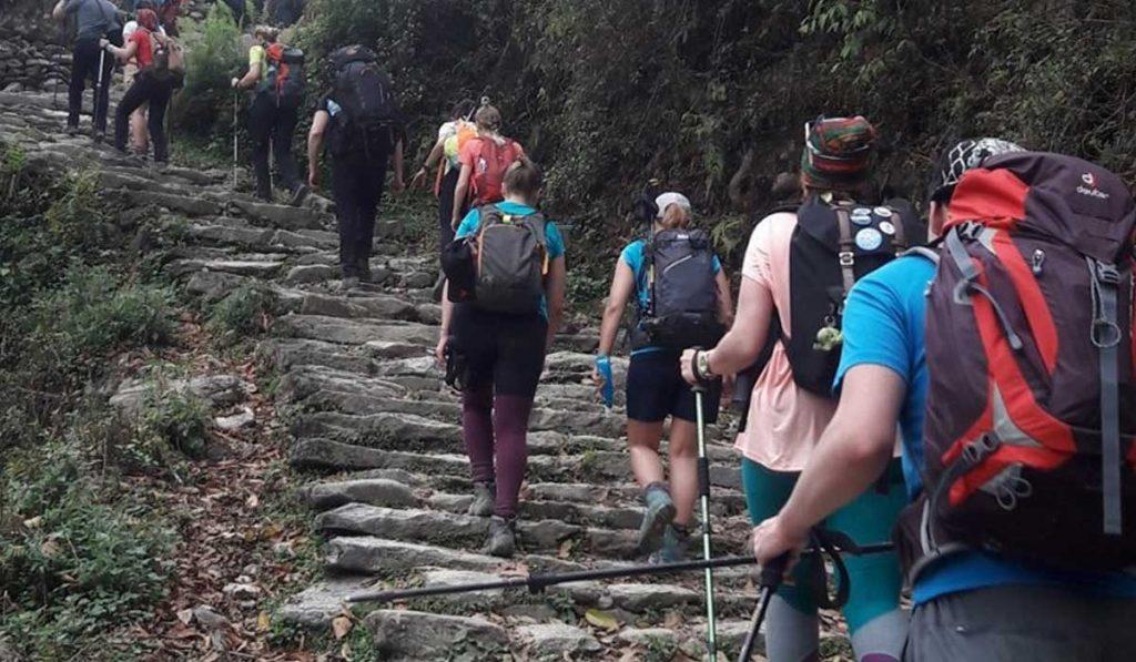 Best Hikes near Kathmandu