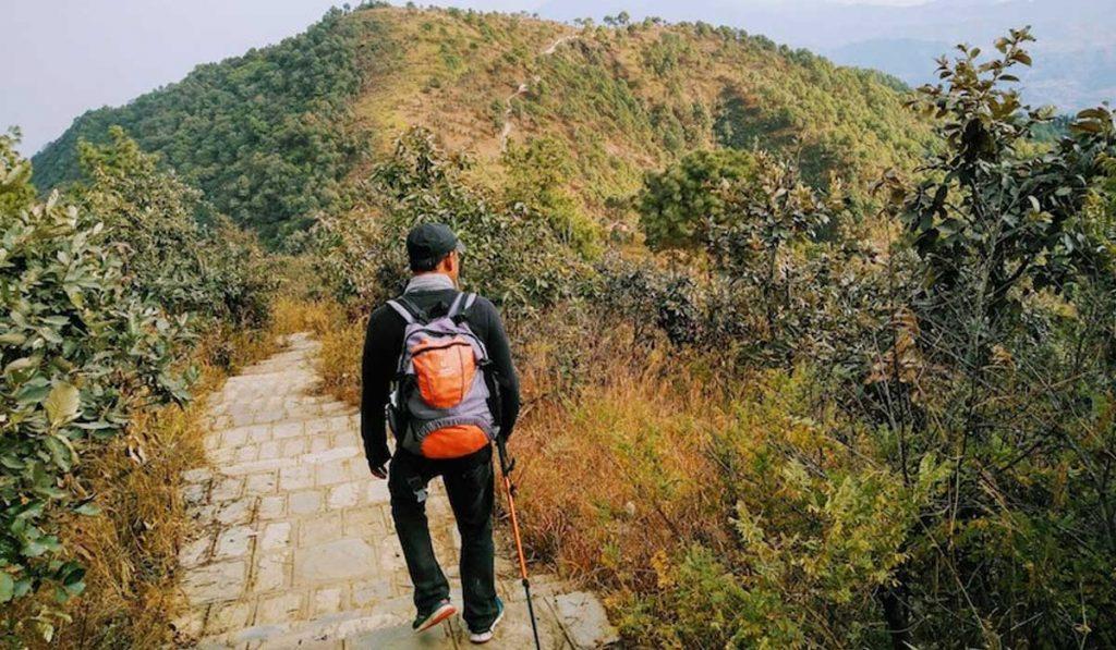 Best Hikes near Kathmandu Champadevi