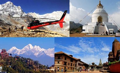 Nepal Luxury Tour